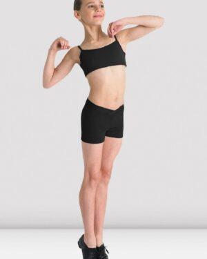 Bloch Womens Noa V-Waist Comfort Shorts